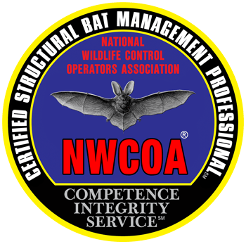 NWCOA Certified Structural Bat Management Professional
