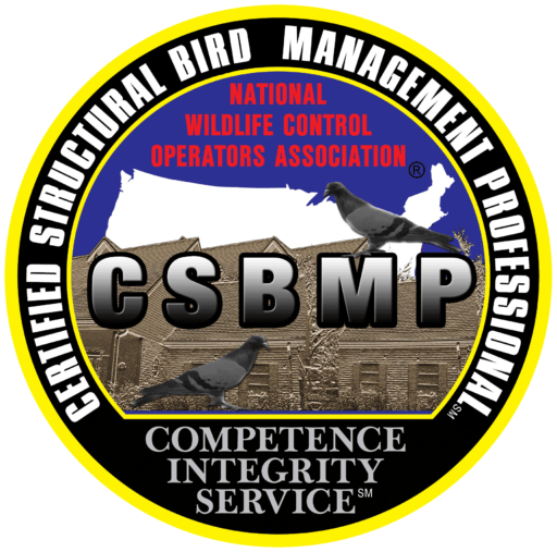 Certified Structural Bird Management Professional Badge